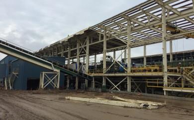 West Fraser Sawmill – Newberry, SC USA